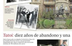 Tatoi Article in ABC
